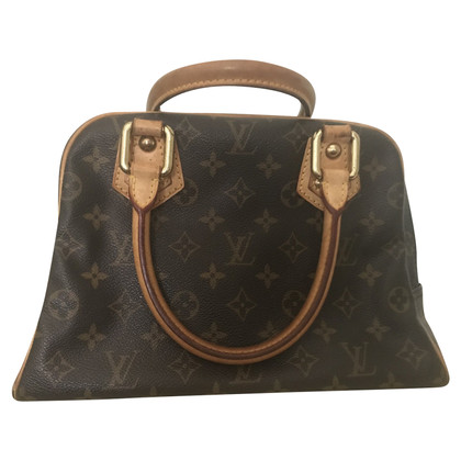 "Louis Vuitton ""Manhattan Monogram Canvas"""