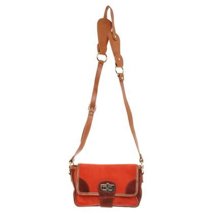 Missoni Shoulder bag made of suede