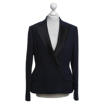 Christian Dior Blazer in blue / black