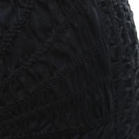 Sport Max jupe en soie avec gradient