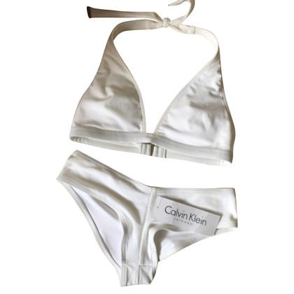Calvin Klein Witte bikini
