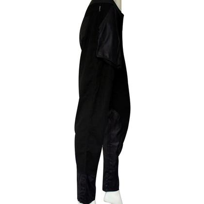 Armani Jeans Zwarte zomerbroekje