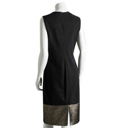 Diane von Furstenberg Dress in Black / Gold