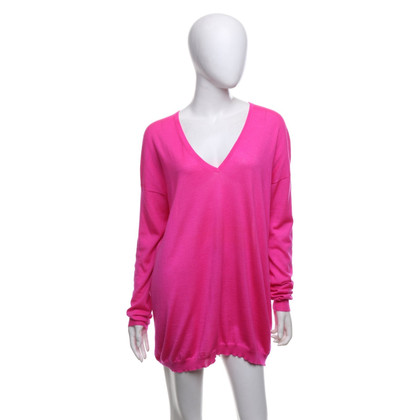Jil Sander Sweater in neon pink