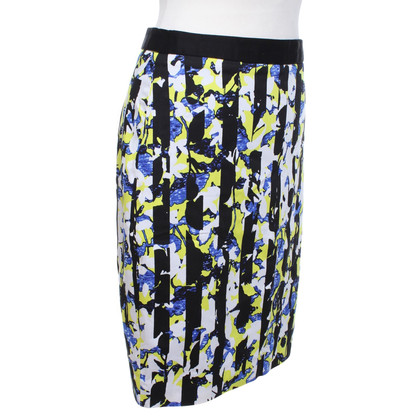 Peter Pilotto Rock in Noir / Bleu / Jaune