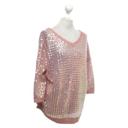 Twin-Set Simona Barbieri Sweater met pailletten