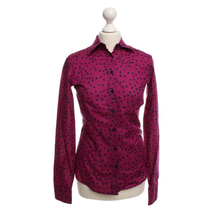 Van Laack Blouse with patterns