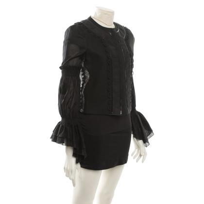 Roberto Cavalli Jacket in black