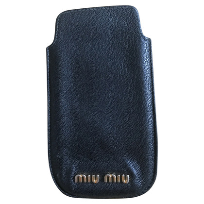 Miu Miu iPhone Case