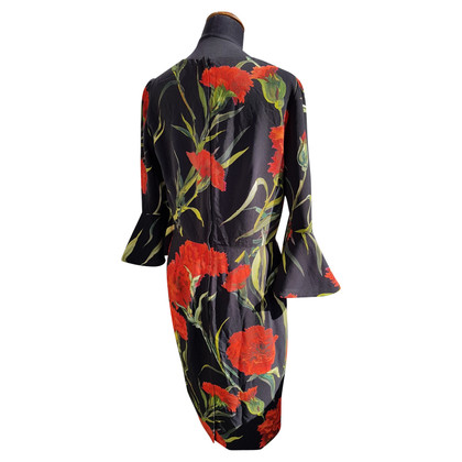 Dolce & Gabbana Vestito in nero / rosso