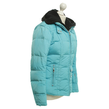 Bogner Jacket in turquoise