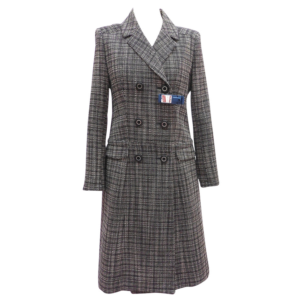Christian Dior Coat with double button