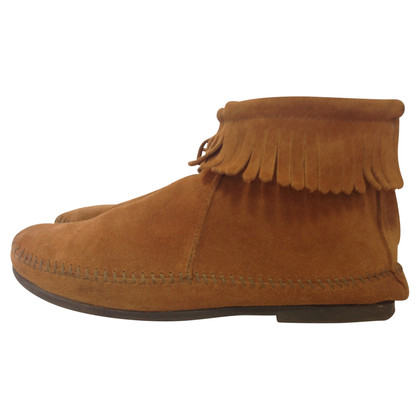 Minnetonka suède laarzen