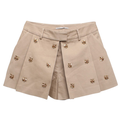 Ermanno Scervino Shorts in beige