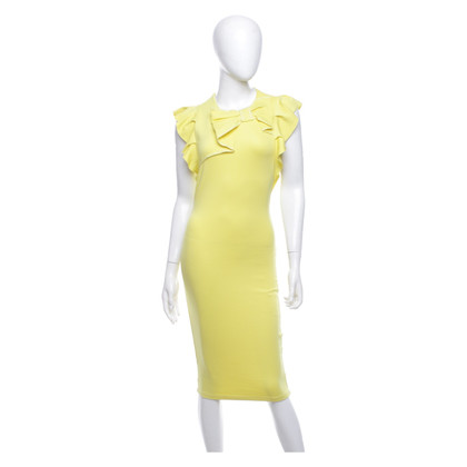 Red Valentino Dress in yellow