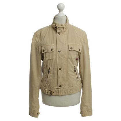 Belstaff Short jacket in a safari look