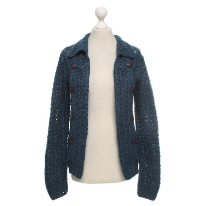 By Malene Birger Cardigan in blu