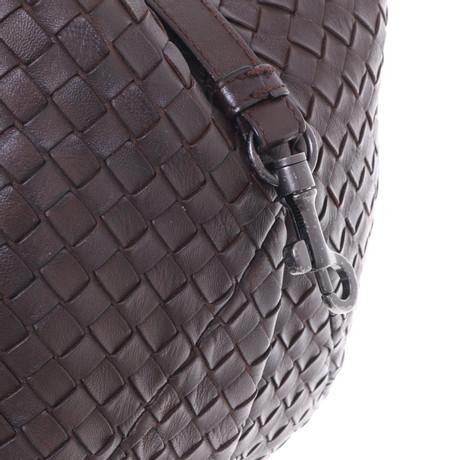 Bottega Veneta Handtasche in Brau Braun Um Zu Verkaufen Günstig Kaufen Footlocker Finish 5DKeX