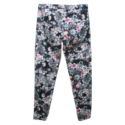 French Connection Hose mit floralem Print