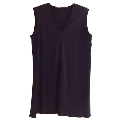 Sport Max Top mit Material-Mix