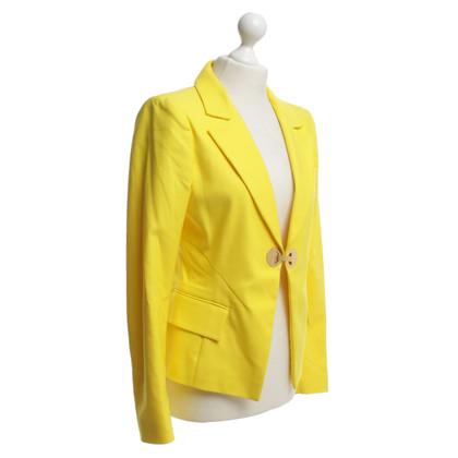 Versace Blazer in yellow