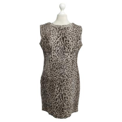 Drome Vestito in pelliccia di capra