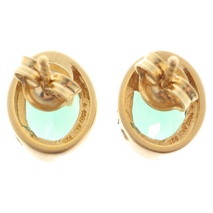 Bliss earrings '' Sahara '' made of silver