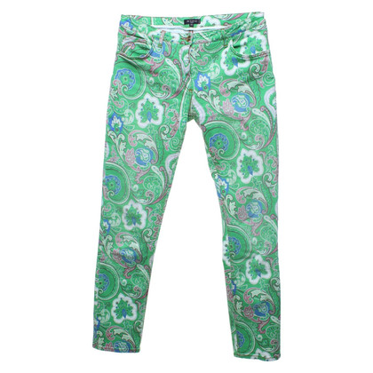 Etro Jeans with print