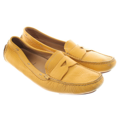 Prada Loafer in geel