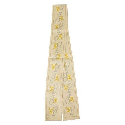 Louis Vuitton silk scarf