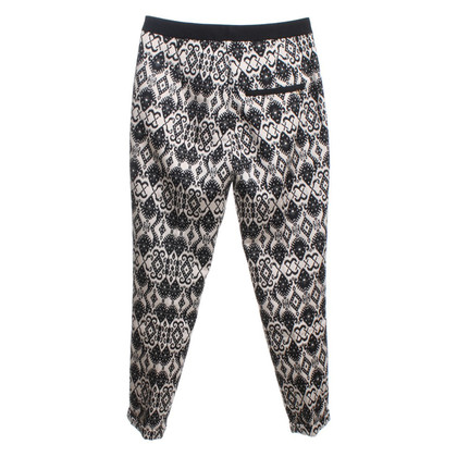 Day Birger & Mikkelsen trousers with ornamental pattern