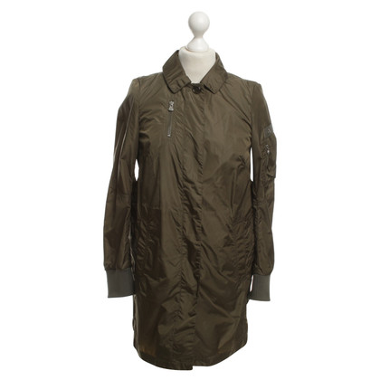 Peuterey olive Trench