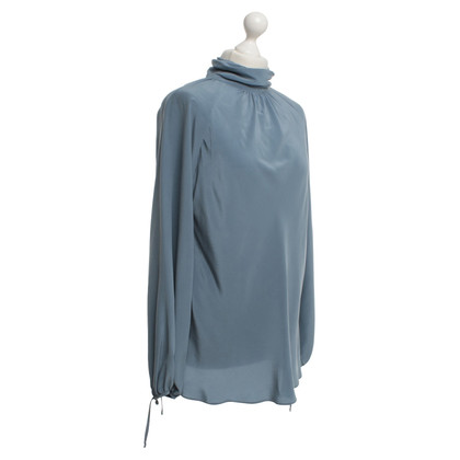 Sport Max Blouse in gray / blue
