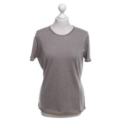 Armani Collezioni T-shirt Brown