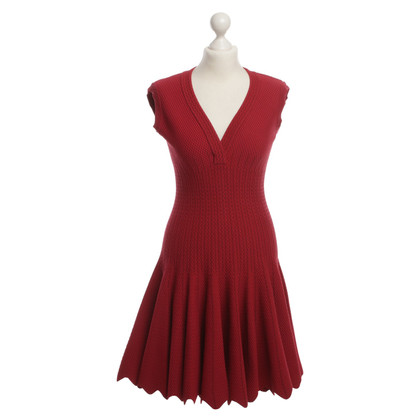 Alaïa red dress, size 40