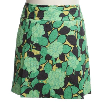 Dolce & Gabbana Rock mit floralem Muster