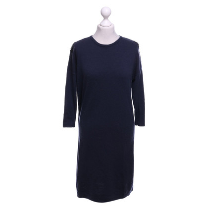 Luisa Cerano Dress in dark blue
