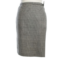 La Perla skirt in black / white