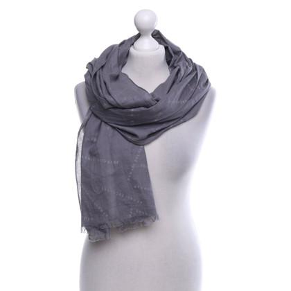 Armani Armani Exchange - Sciarpa in grigio