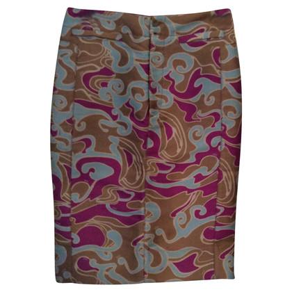 Fendi skirt with pattern