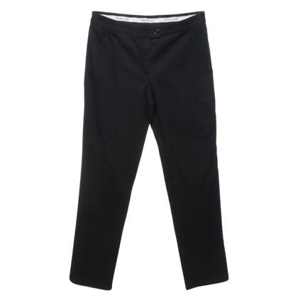 Moschino Cheap and Chic Broek in zwart