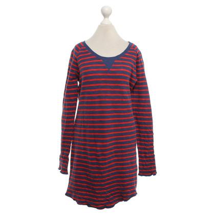Closed Gestreiftes Baumwoll-Kleid