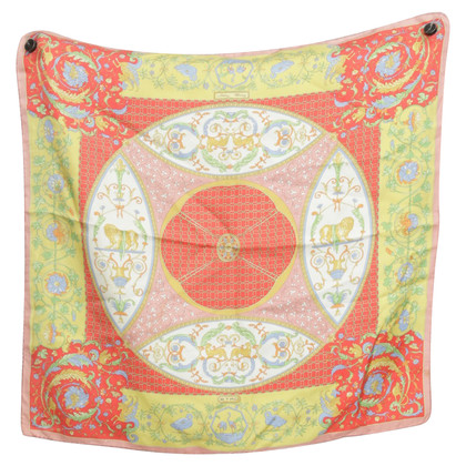 Etro Silk scarf in multi colored
