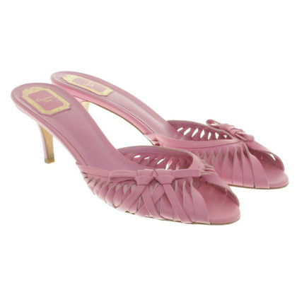 Christian Dior Sandals in pink