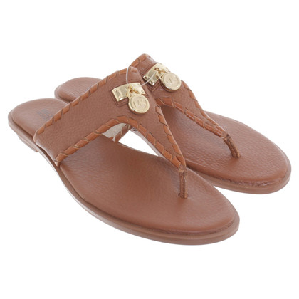 Michael Kors leren sandalen
