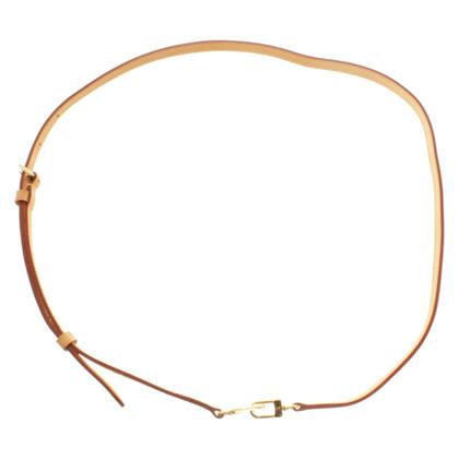 Louis Vuitton Shoulder strap in light brown