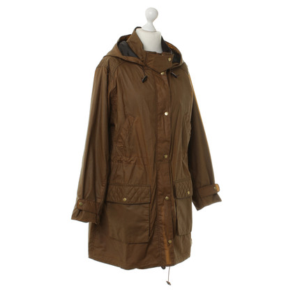 Barbour Manteau en sourdine ocre