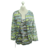 Marc Cain Jacket and top in multicolor