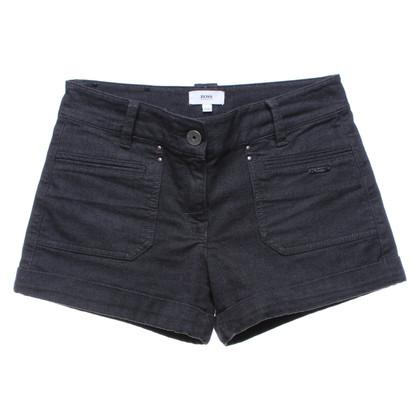 Hugo Boss Pantaloncini in antracite