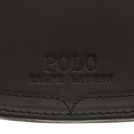 Freiraum Für Billig Polo Ralph Lauren Umhängetasche in Schwarz Schwarz Rabatt Sast Fälschung QZL57f